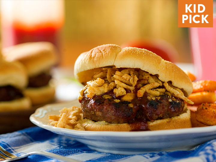 Texas Roadhouse Burgers