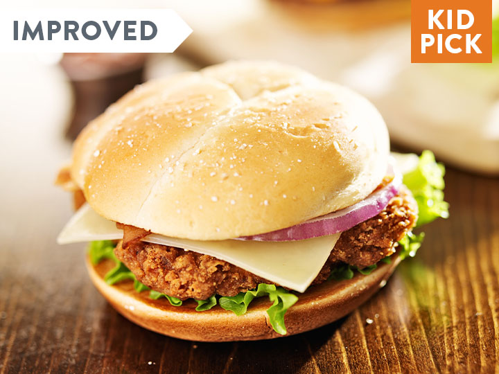 Outlaw Chicken Sliders