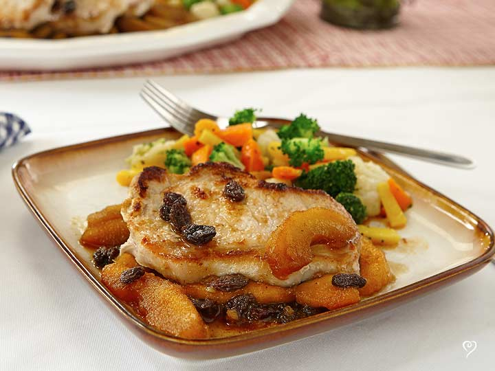 Tangy Down Home Pork Chops