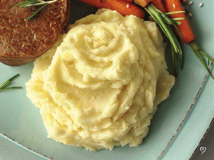 Holiday Yukon Gold Mashed Potatoes